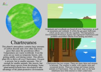 Planetary Summary - Chartreunos