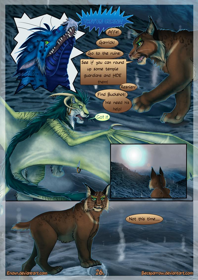 The Last Aysse: Page 26