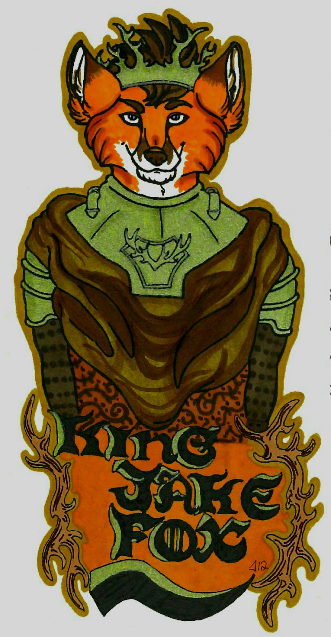 Most recent image: King Jake Fox