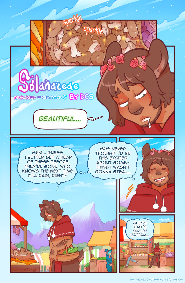 Solanaceae - Prologue Chapter 2 - Page 1