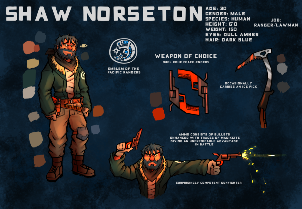 Most recent image: Shaw Norseton