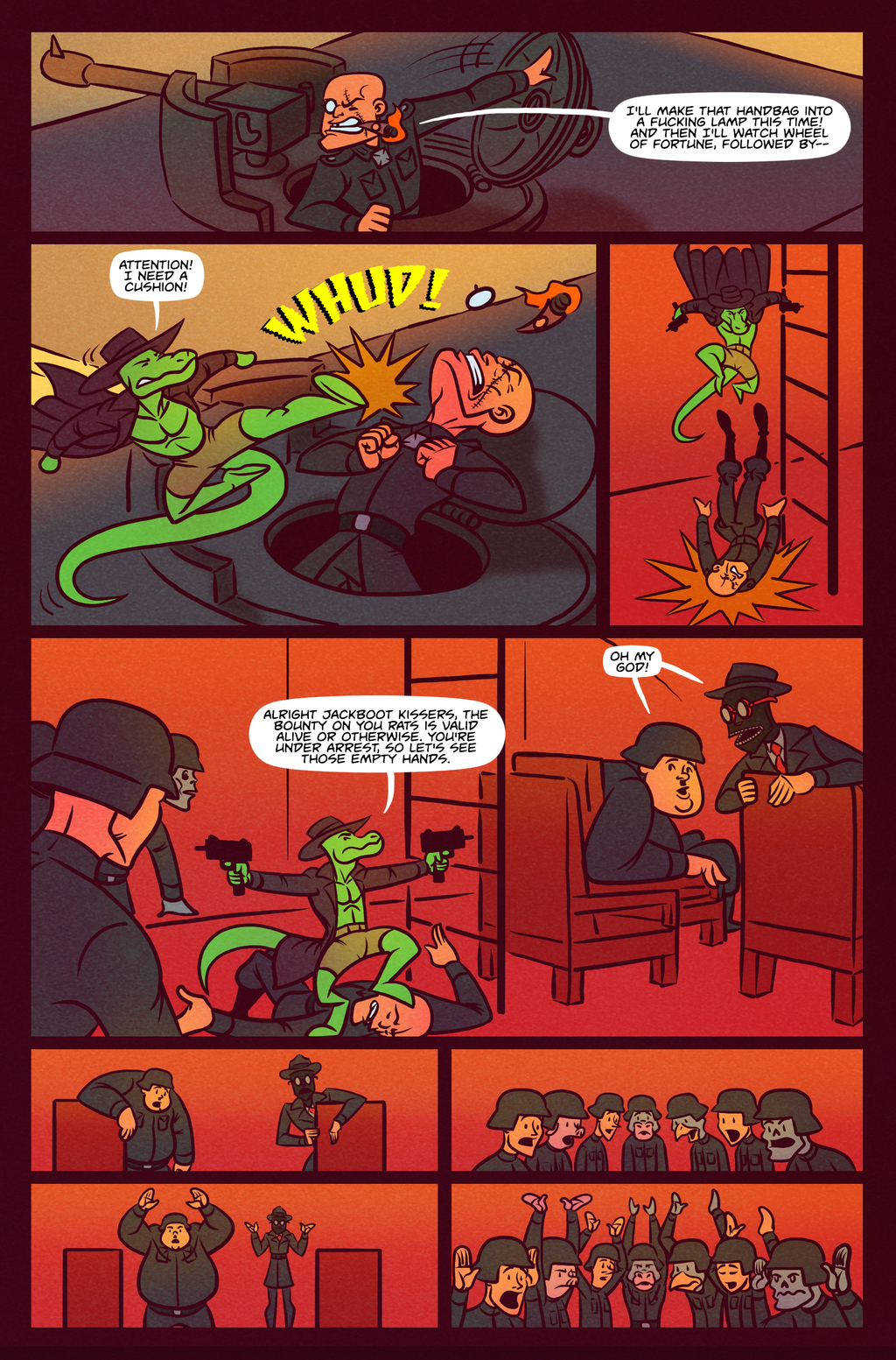 Death Valet Chapter 2 Page 3
