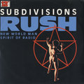 [cover] Rush - Subdivisions