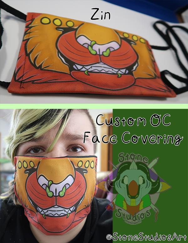 Zin Face Covering V2