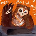 Painting Happysorry pt2
