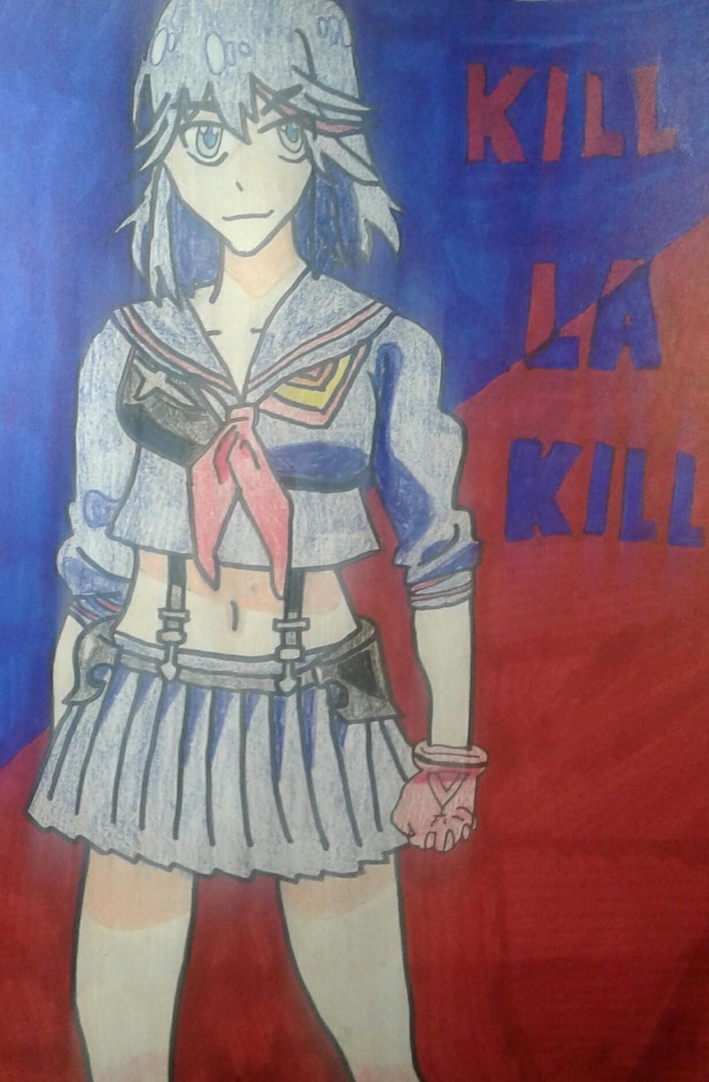 Most recent image: Kill la Kill-Ryuko