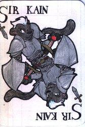 Sir Kain badge by MuneSol