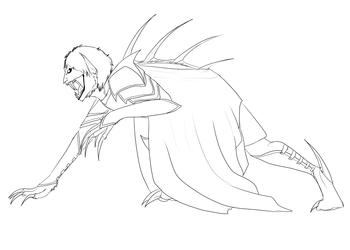 Sobek on the Hunt