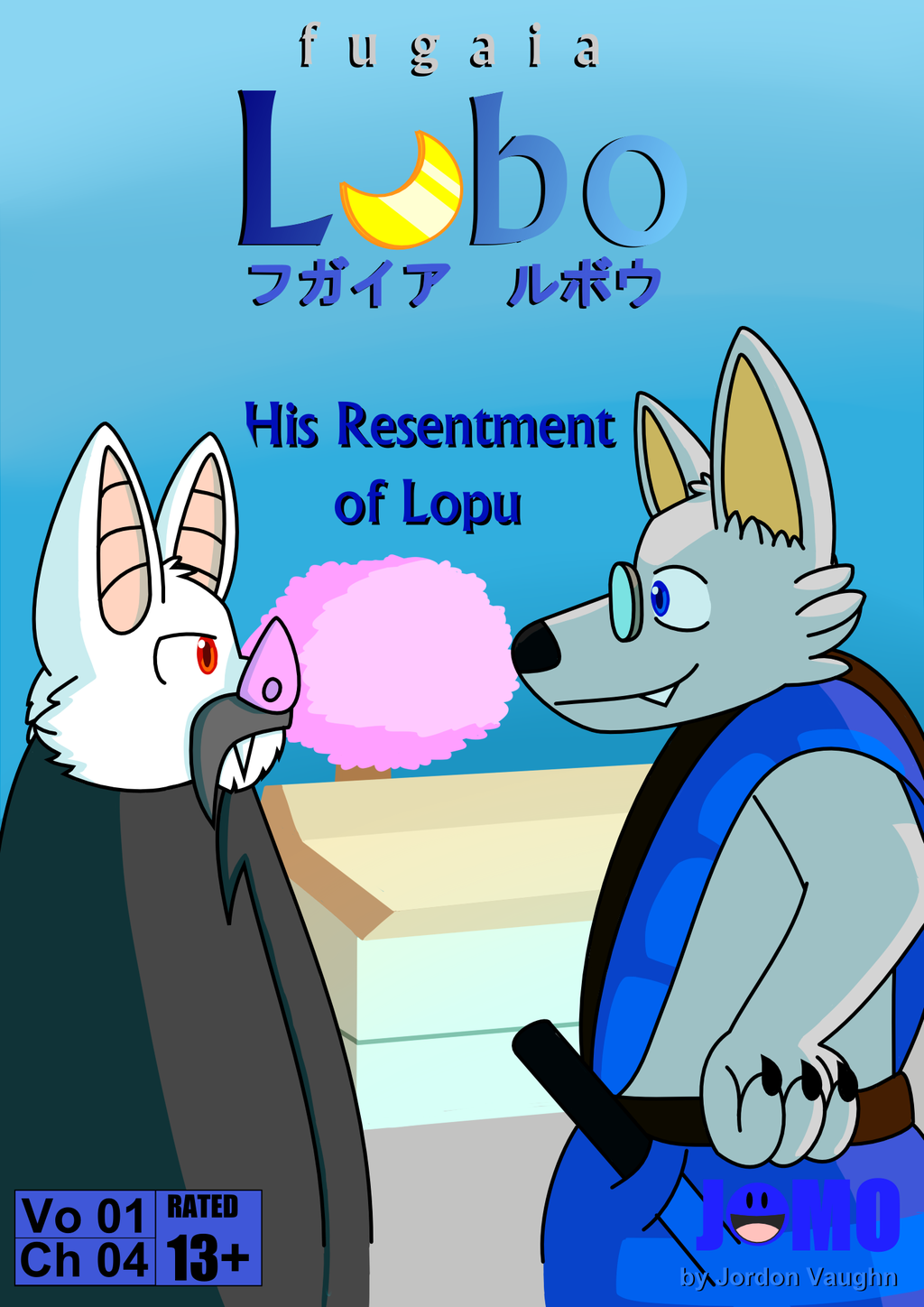 Fugaia - Lubo Chapter 4 Cover