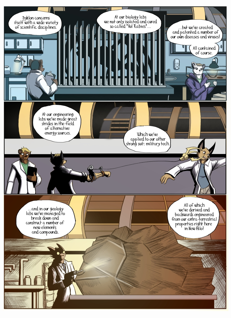 False Start Issue #3 Page 5