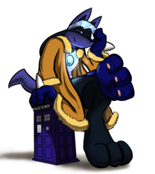 TimelordCario (With coat)
