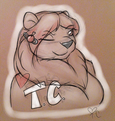 TC badge