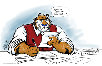 """Adult Situation"" Tony the Tiger"