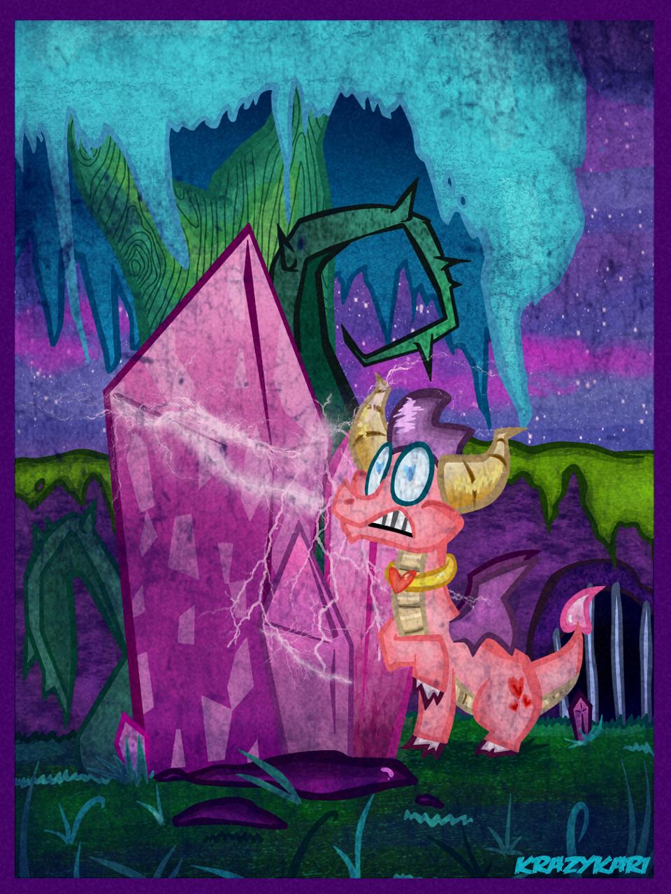 (Spyro the Dragon) Dark Gems