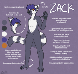 Reference of Zack