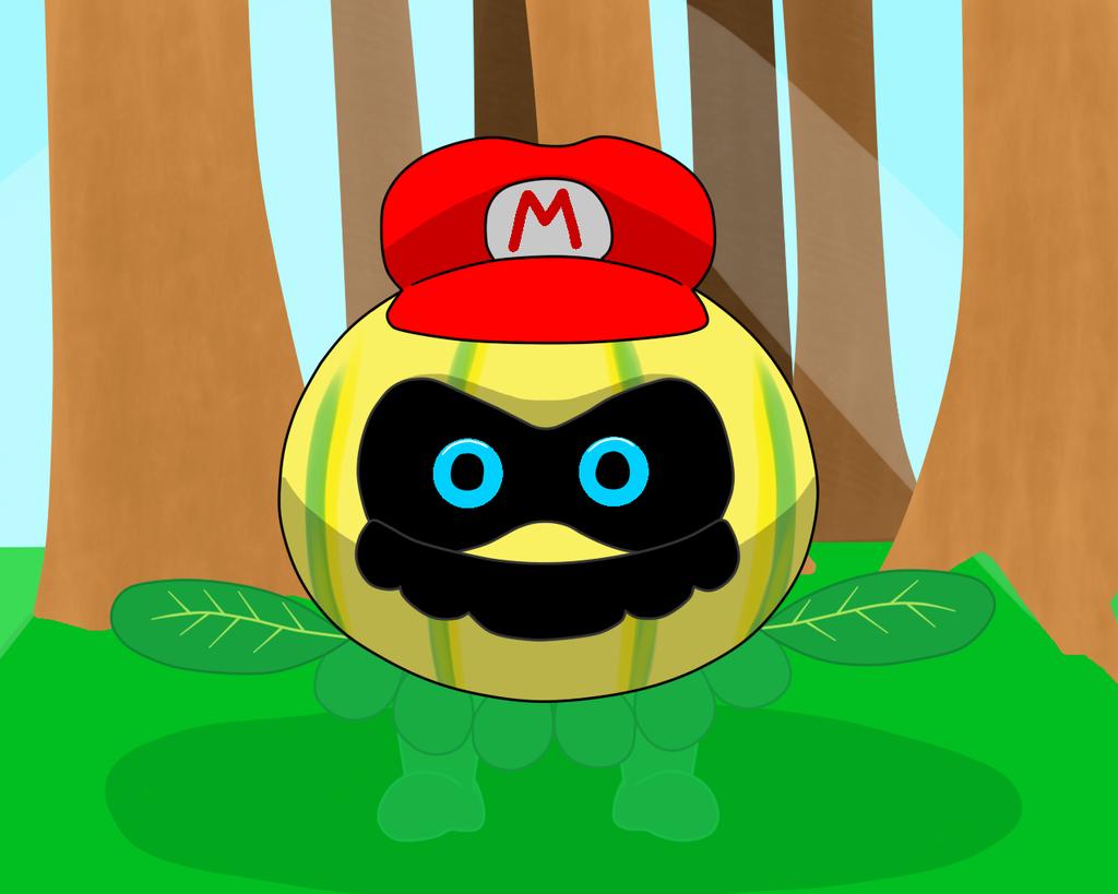 Uproot Mario