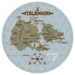 Talamhir - Journey Map