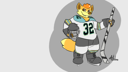Stream Commission - Apollo - Hockey gear