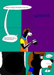 The Ginormous Misadventures (2/31)