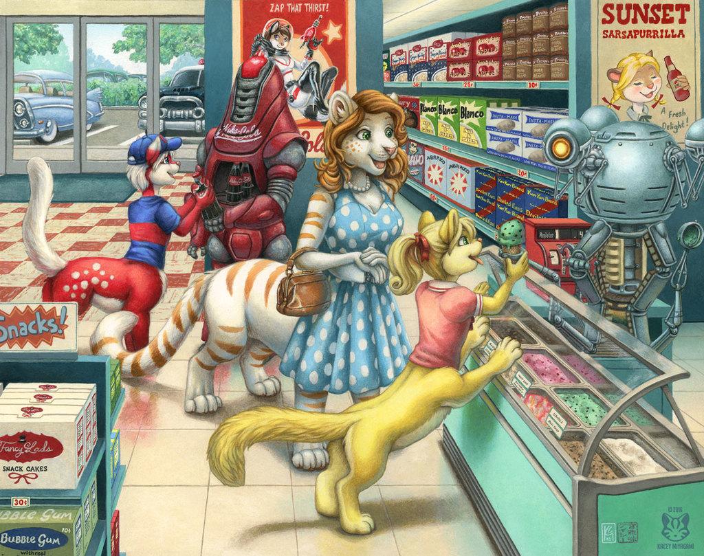 Supermarket Treats
