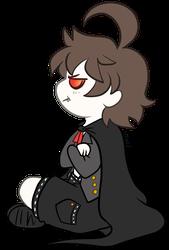 cranky mugwort Chibi
