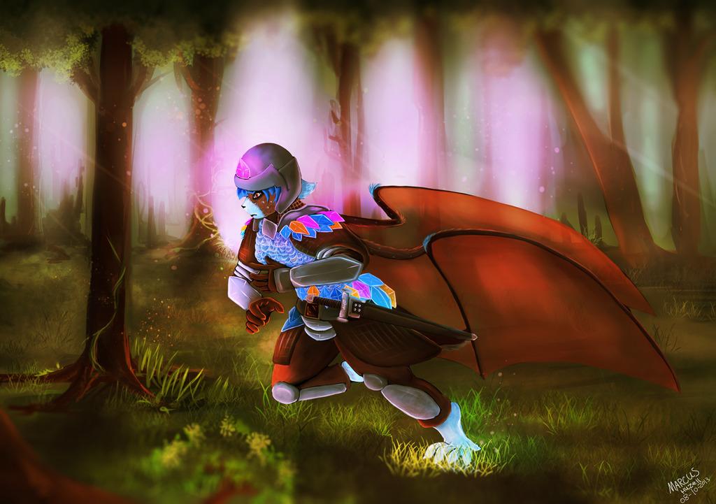 Crystal armor, three.