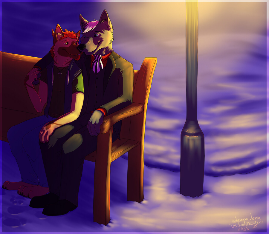 Literarywolf Commission 3