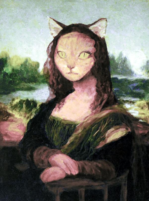Meowna Lisa