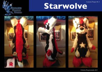 Starwolve 2015 pawpet
