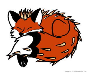 (2009) Hedgefox Productions Logo