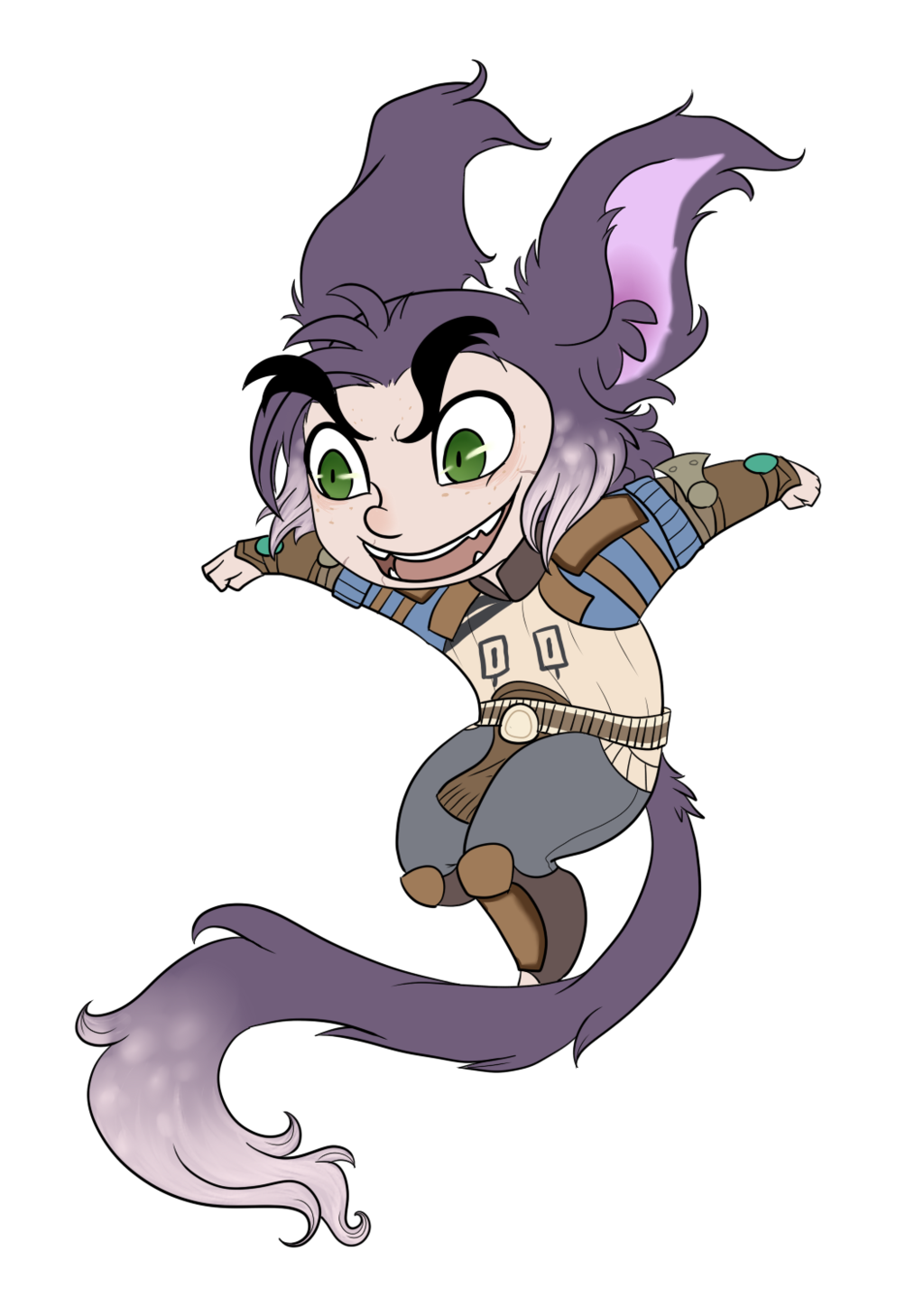 COMM: Tiniest Pirate