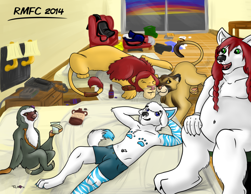 RMFC 2014 room party