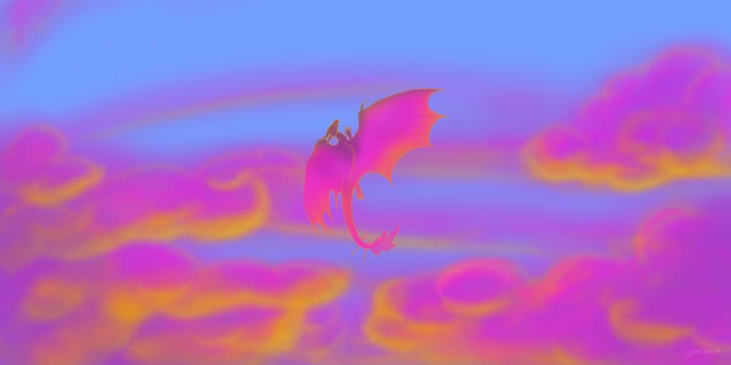 The Sky Belongs To No One