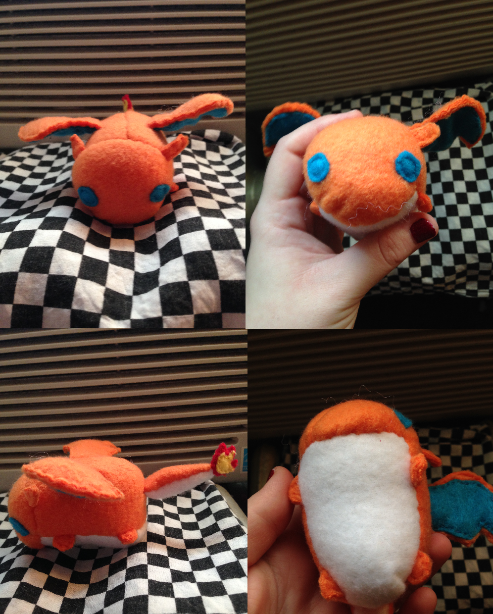Most recent image: Pokemon Charizard Tsum - gift for jet-buizel