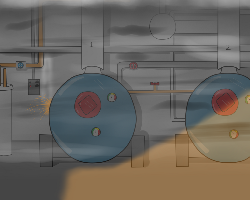 The Furnace Boiler Ignites!