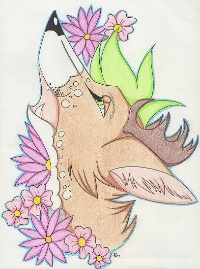 Most recent image: Howling Floral