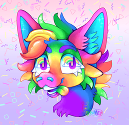 RainbowzPinata Headshot
