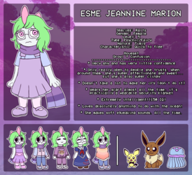 Esme Ref Sheet 2019 (MAIN SONA)