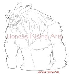 Werewolf Blaze - Com