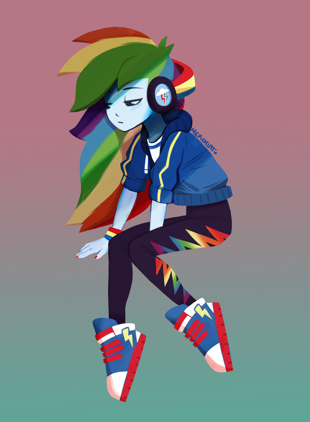 Most recent image: Rainbow Mood