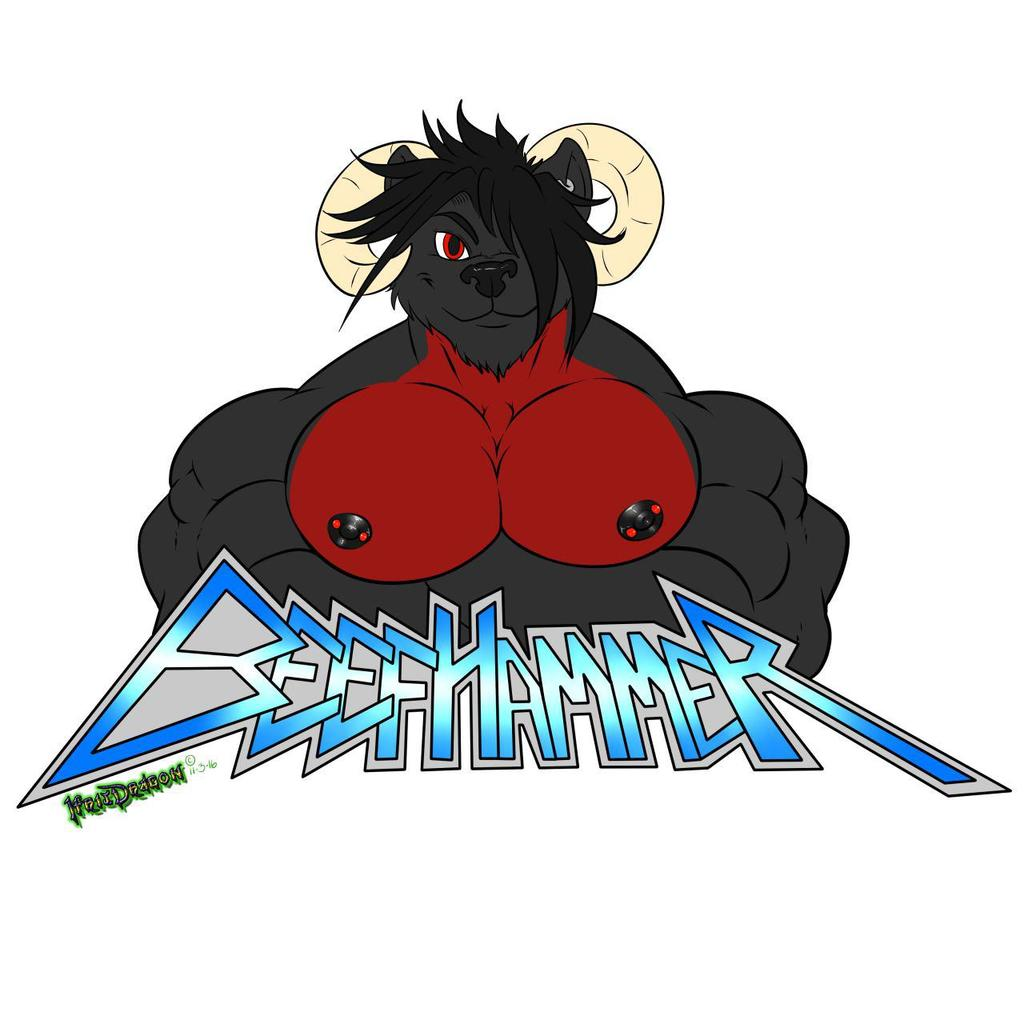 Most recent image: MMF badge