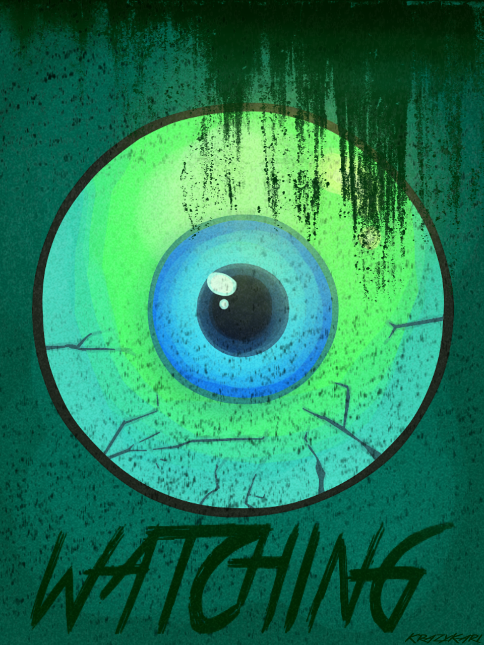 A Septic Eye septiceye sam is watching — weasyl
