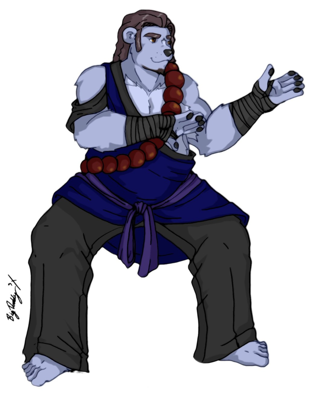 Most recent image: Tenshi Kung Fu Master