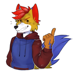 [com] at my beck and challenge