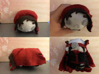 RWBY Ruby Rose Stacking tsum plush For Sale