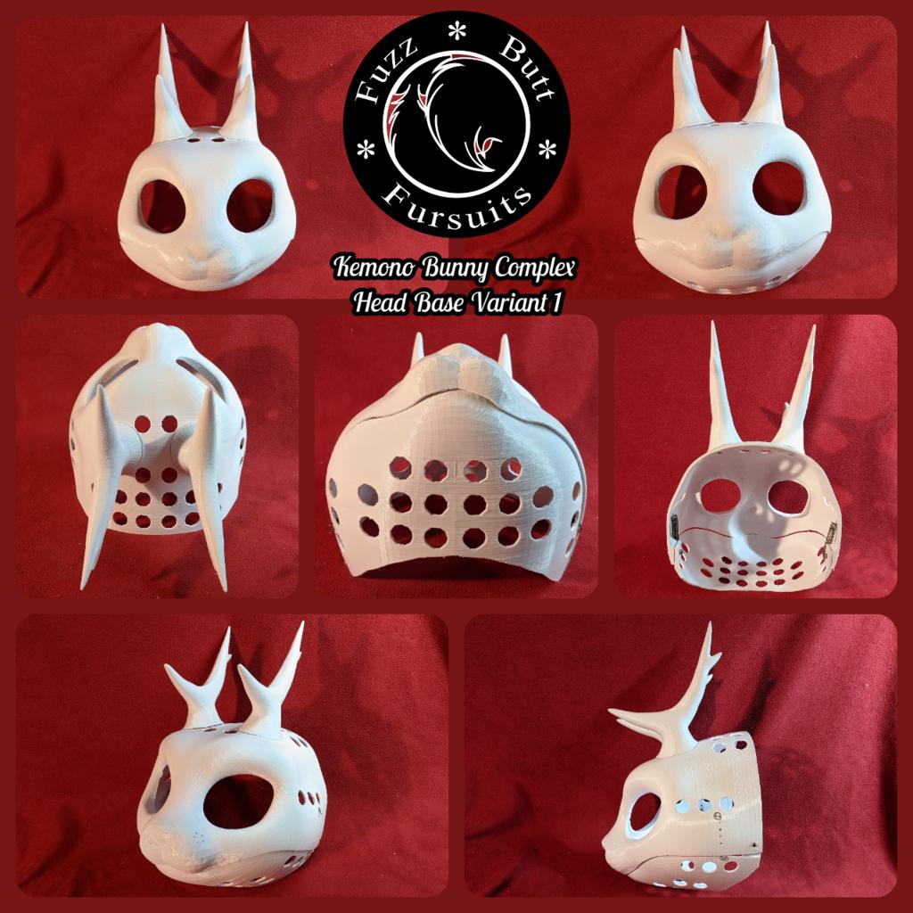 Kemono Bunny Complex Head Base Variant 1
