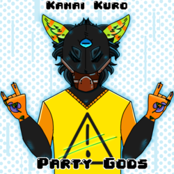 Kanai Kuro: Party Gods