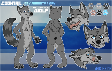 .: Coontail Clean Ref [COM]