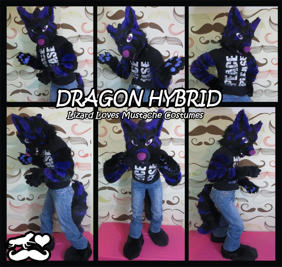 Dragon Hybrid-Partial