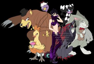 Five Nights at Pokemon